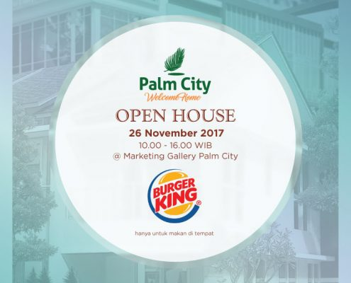 Open House Burger King