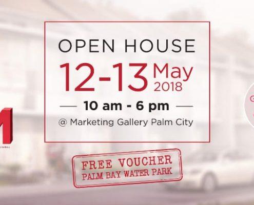 open house palm city 12-13 mei 2018