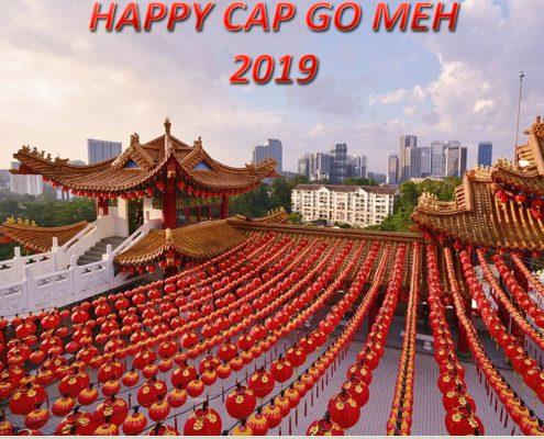CAP GO MEH