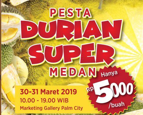 pesta super durian jakarta barat
